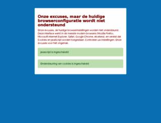 mail-scanner.eu screenshot