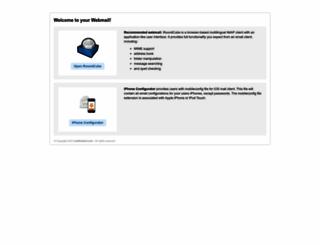 mail.deegraphiques.com screenshot