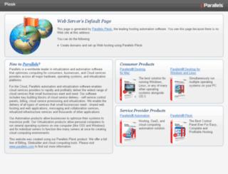 mail.dibacharm.net screenshot