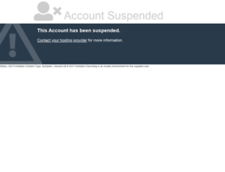 mail.expolicores.com screenshot