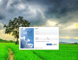 mail.garantiweb.com screenshot