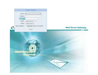mail.hypernet.com.tw screenshot