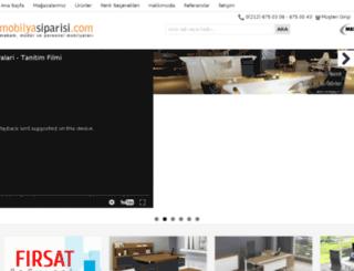 mail.mobilyasiparisi.com screenshot