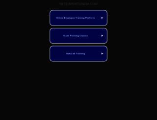 mail.netexpertsindia.com screenshot