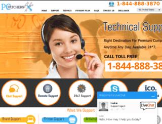 mail.pcpatchers.com screenshot