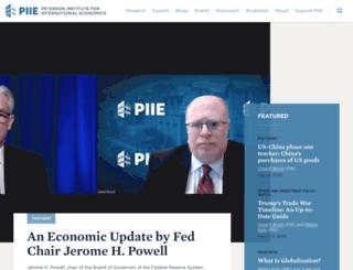 mail.piie.com screenshot