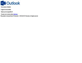 mail.provcorp.com screenshot