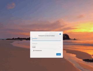 mail.revion.com screenshot