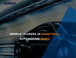 mail.sumaxindia.com screenshot