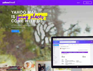 mail.yahoo.co.in screenshot