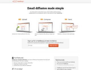 mailbang.com screenshot