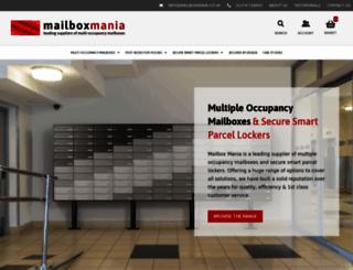 mailboxmania.co.uk screenshot