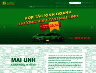 mailinh.vn screenshot