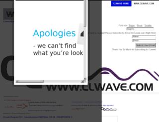 main-consciousnesslightwave.consciousnesslightwave.com screenshot