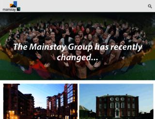 mainstaygroup.co.uk screenshot