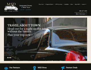 mainstreetdrivers.com screenshot