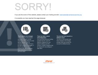 maintenanceonline.org screenshot