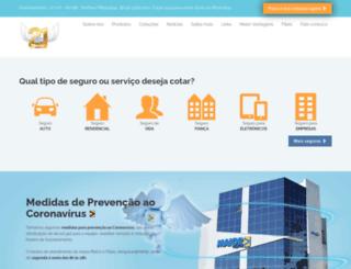 maiorseguros.com.br screenshot