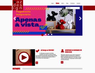 maisaz.com.br screenshot