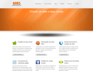 maisempresas.com screenshot
