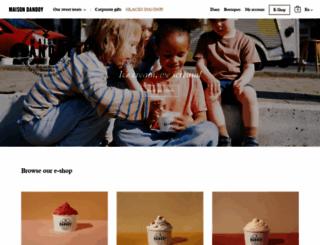 maisondandoy.com screenshot
