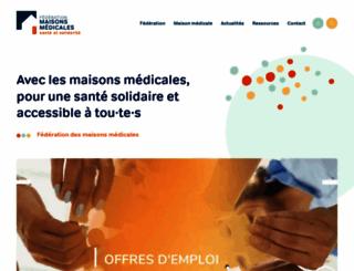 maisonmedicale.org screenshot