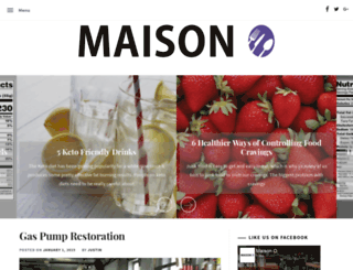 maisononyc.com screenshot