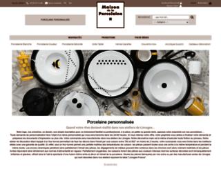 maisonporcelaine.com screenshot
