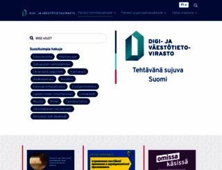 maistraatti.fi screenshot