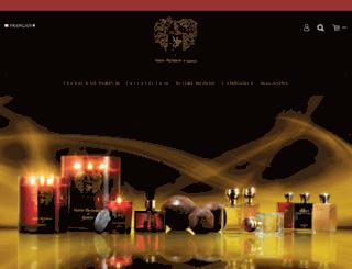 maitre-parfumeur-et-gantier.com screenshot