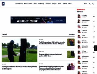 majorschampionships.com screenshot