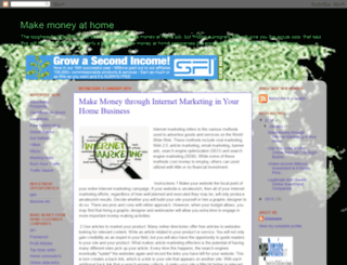 make-money-at-home12.blogspot.com screenshot