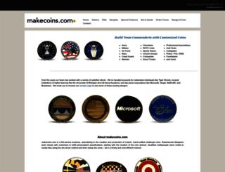 makecoins.com screenshot