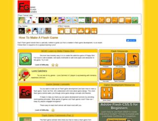 makeflashgames.com screenshot