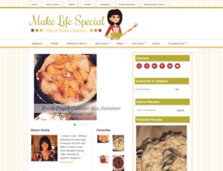 makelifespecial.com screenshot