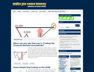 makemesomemoney.co.uk screenshot