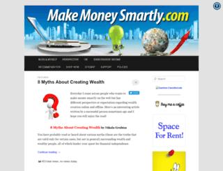 makemoneysmartly.com screenshot