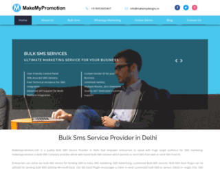 makemypromotion.com screenshot