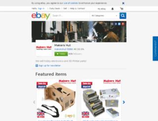 makershut.com screenshot