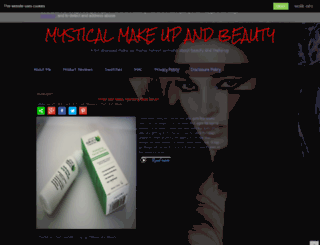 makeuptemple.blogspot.com screenshot