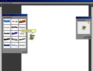 makewordart.com screenshot