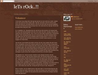 makhlukijau288.blogspot.com screenshot