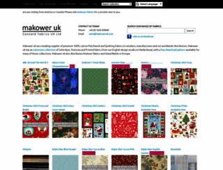 makoweruk.com screenshot