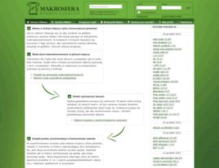 makrosfera.net screenshot