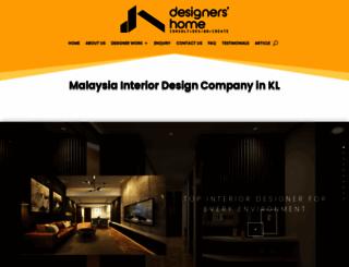 malaysia-interior-design.com screenshot