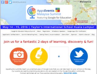 malaysia.appsevents.com screenshot