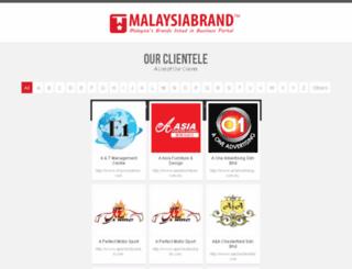 malaysiabrand.com.my screenshot
