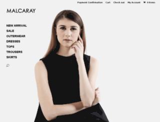 malcaray.com screenshot