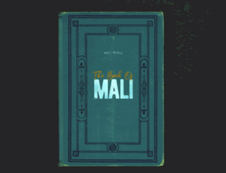 malimusicofficial.com screenshot
