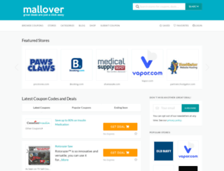 mallover.com screenshot